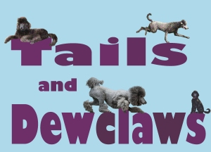 logo tails and dewclaws